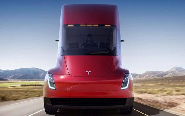 Cổ phiếu của Tesla lên mức 1.000 USD sau khi Elon Musk lộ thêm thông tin về siêu xe tải Tesla Semi - Ảnh 1.