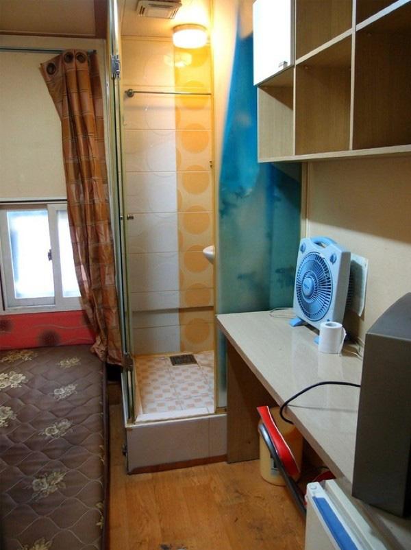 Những căn phòng tí hon chỉ 3 - 6m² nhưng chẳng thiếu thứ gì ở Hàn Quốc và Nhật Bản: Xu hướng thiết thực và được ưa chuộng của giới trẻ - Ảnh 13.