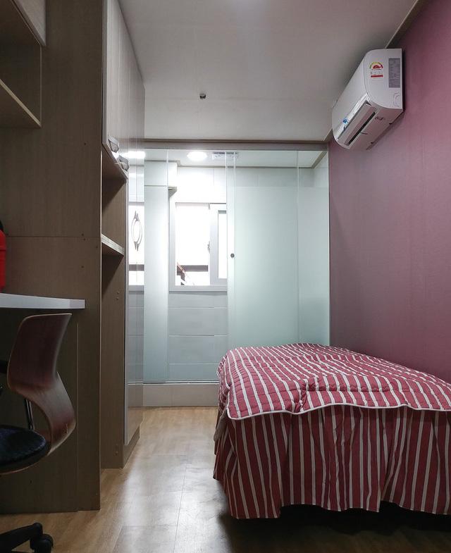 Những căn phòng tí hon chỉ 3 - 6m² nhưng chẳng thiếu thứ gì ở Hàn Quốc và Nhật Bản: Xu hướng thiết thực và được ưa chuộng của giới trẻ - Ảnh 10.
