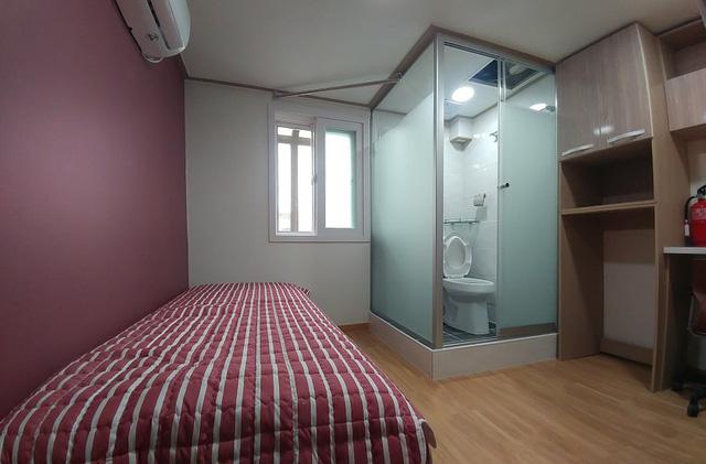 Những căn phòng tí hon chỉ 3 - 6m² nhưng chẳng thiếu thứ gì ở Hàn Quốc và Nhật Bản: Xu hướng thiết thực và được ưa chuộng của giới trẻ - Ảnh 11.