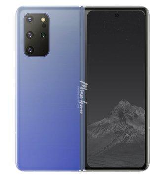 Lộ thiết kế Samsung Galaxy Fold 2, màn hình phụ 6,23 inch, cụm camera sau hình chữ nhật - Ảnh 3.