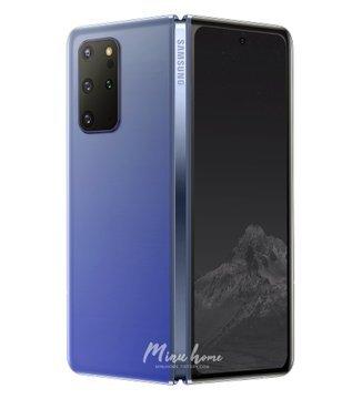 Lộ thiết kế Samsung Galaxy Fold 2, màn hình phụ 6,23 inch, cụm camera sau hình chữ nhật - Ảnh 2.