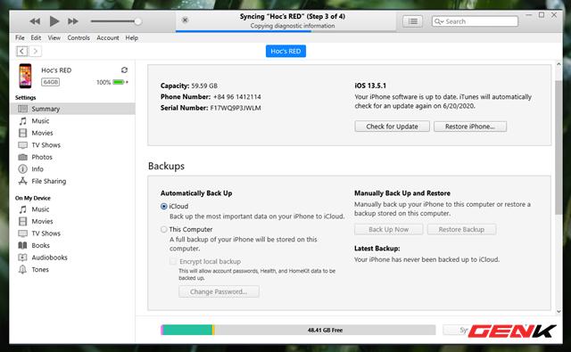 6 mẹo cần biết để khai thác tối đa iCloud - Ảnh 6.