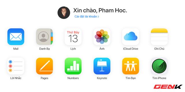 6 mẹo cần biết để khai thác tối đa iCloud - Ảnh 8.