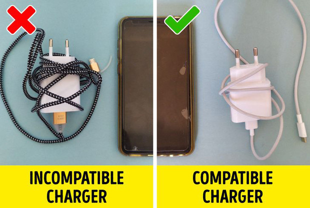 10 trường hợp sạc pin sai cách khiến pin các thiết bị của bạn chai đi một cách nhanh chóng - Ảnh 8.