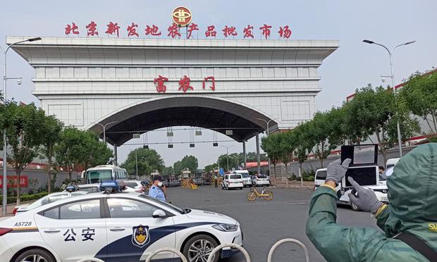 Hé lộ nguồn gốc chủng virus SARS-CoV-2 đang lây lan ở Bắc Kinh - Ảnh 2.