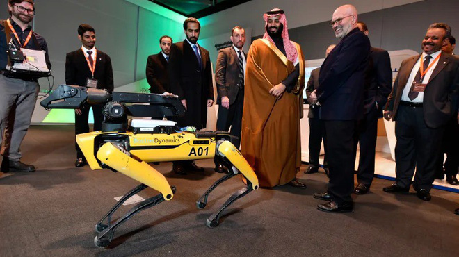 Chó robot được bán với giá ngang một chiếc xe hơi mới - Ảnh 2.