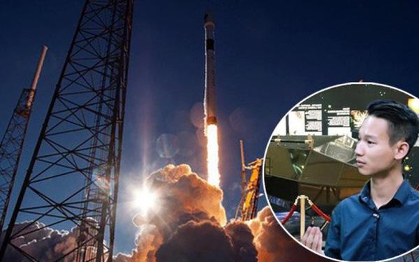 Tác giả phi thuyền không gian Việt Nam hỏi: Bao giờ ta có SpaceX, Elon Musk? - Ảnh 1.