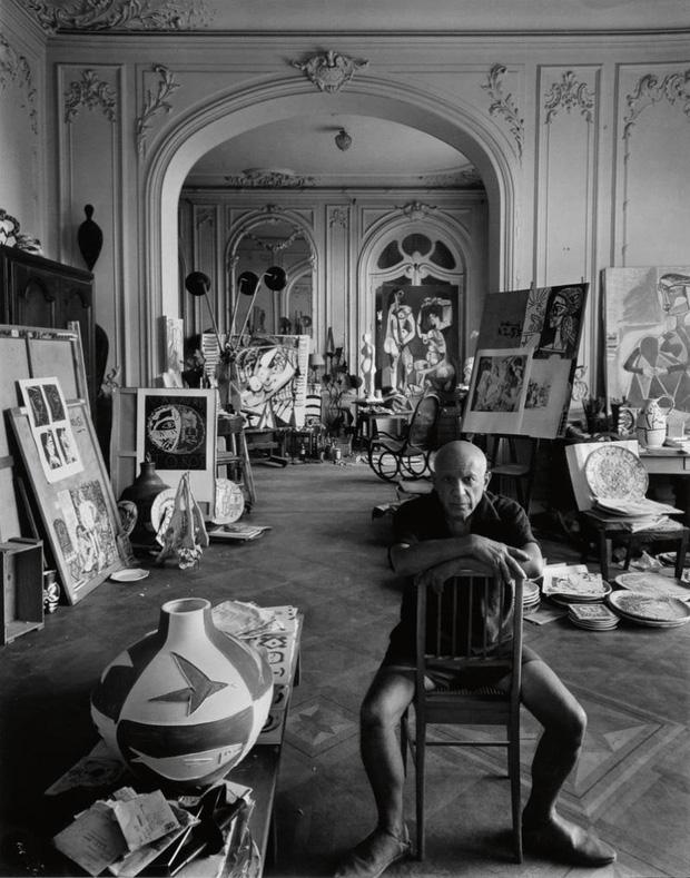 Thứ vứt đi này lại chính là cội nguồn cảm hứng sáng tạo vô biên của đại danh họa Picasso, được ông quý đến nỗi không nỡ buông phút nào - Ảnh 7.
