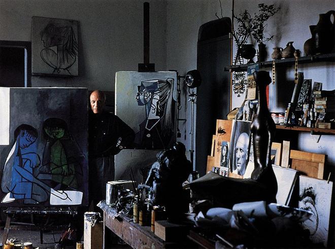 Thứ vứt đi này lại chính là cội nguồn cảm hứng sáng tạo vô biên của đại danh họa Picasso, được ông quý đến nỗi không nỡ buông phút nào - Ảnh 9.