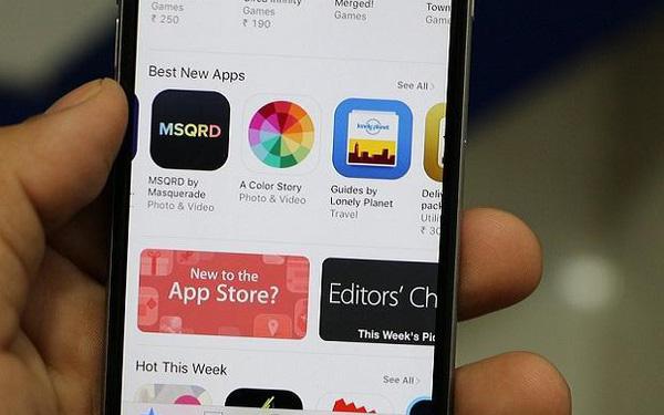 """Vì sao App Store của Apple đang """"ngồi trên lửa""""? - Ảnh 1."""