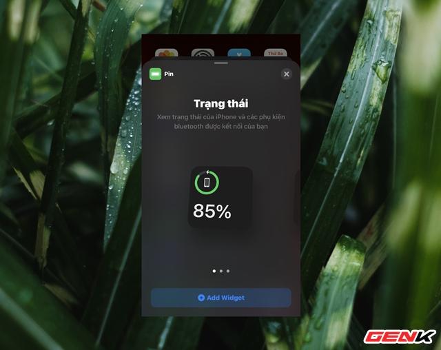 iOS 14: Cách thêm và tùy biến Widget ở màn hình Homescreen - Ảnh 10.