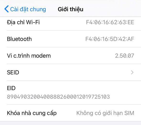 iOS 14 giúp người dùng phát hiện những chiếc iPhone giả mạo