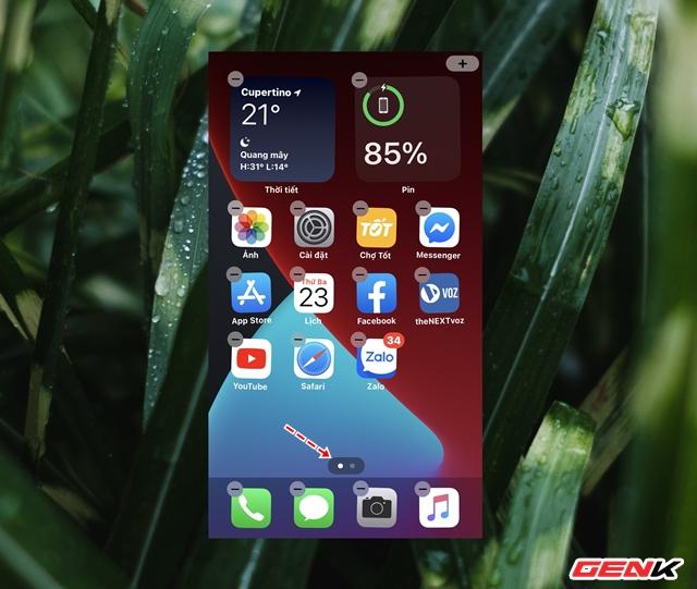 iOS 14: Cách thêm và tùy biến Widget ở màn hình Homescreen - Ảnh 12.