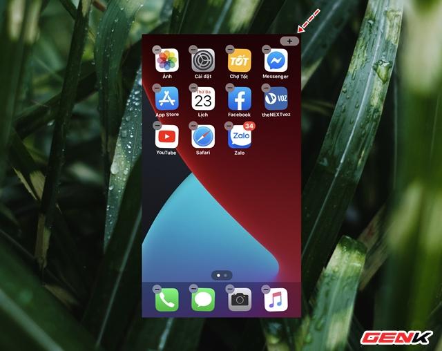 iOS 14: Cách thêm và tùy biến Widget ở màn hình Homescreen - Ảnh 2.