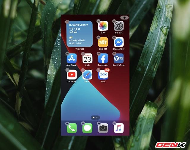 iOS 14: Cách thêm và tùy biến Widget ở màn hình Homescreen - Ảnh 7.