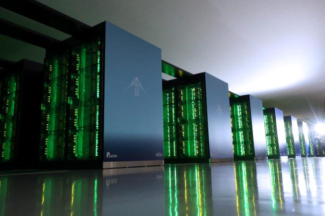 Lần đầu tiên chip ARM xuất hiện trong siêu máy tính nhanh nhất thế giới - Ảnh 1.