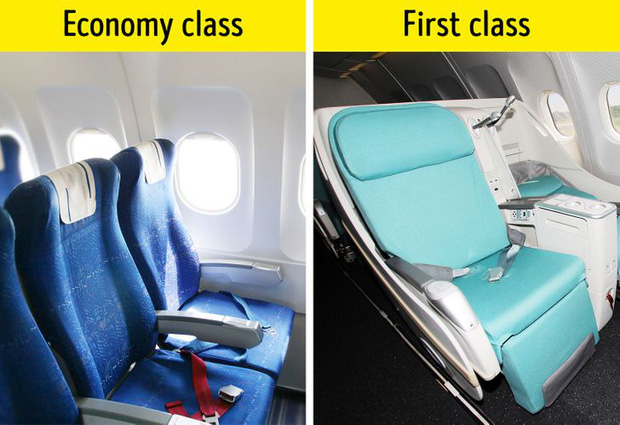 Tại sao chỉ được xách 7kg hành lý, phi công không được để râu: Loạt bí ẩn khi đi máy bay khiến bạn ngã ngửa - Ảnh 6.