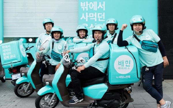 Baemin - Ứng dụng giao đồ ăn của kỳ lân Hàn Quốc Woowa Brothers gia nhập chiến trường giao đồ ăn Hà Nội - Ảnh 1.