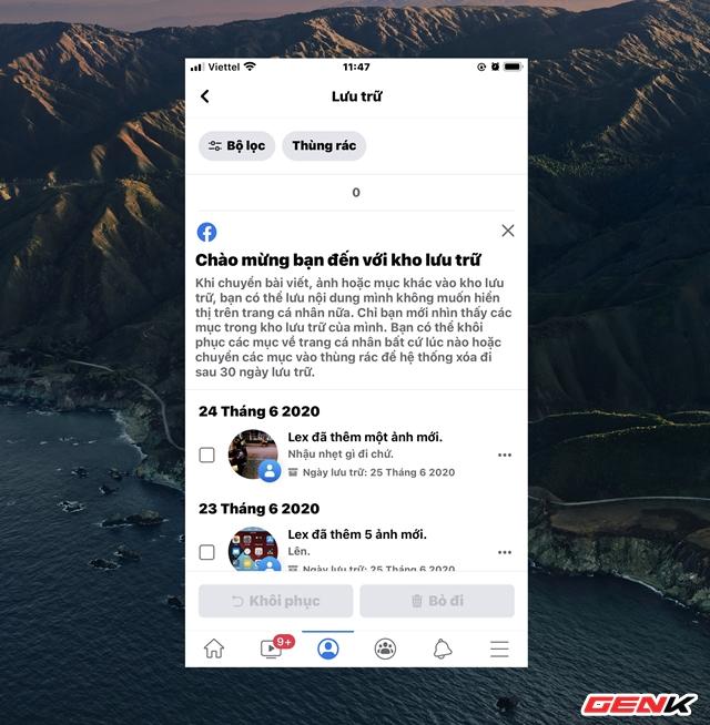 Với nâng cấp mới này, thao tác xóa bài viết hàng loạt trên Facebook sẽ trở nên đơn giản hơn - Ảnh 10.