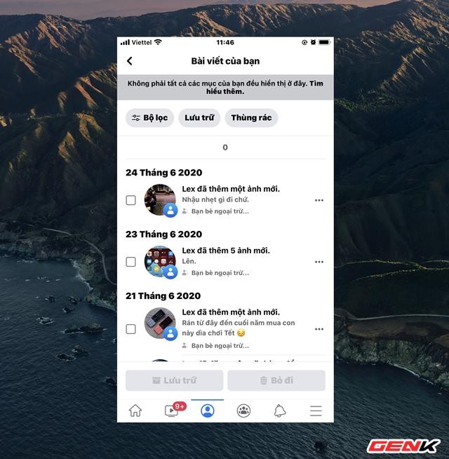 Với nâng cấp mới này, thao tác xóa bài viết hàng loạt trên Facebook sẽ trở nên đơn giản hơn - Ảnh 8.