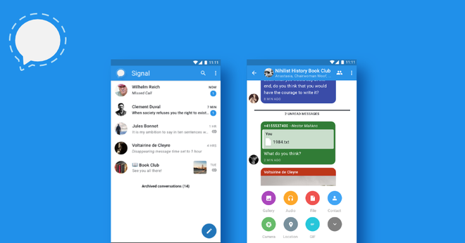 App nhắn tin nào bảo mật hàng đầu thế giới, giảm thiểu nguy cơ bị hacker làm lộ hàng loạt tin nhắn nhạy cảm? - Ảnh 4.