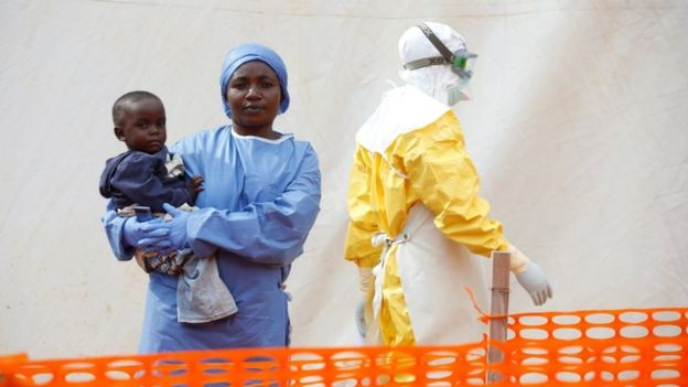 WHO tuyên bố chấm dứt đợt bùng phát Ebola lớn thứ hai trong lịch sử - Ảnh 1.