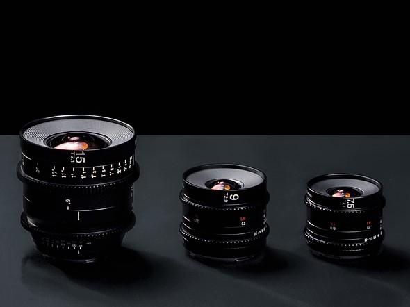 Venus Optics ra mắt bộ 3 ống kính quay phim góc rộng cho 3 hệ cảm biến khác nhau - Ảnh 1.
