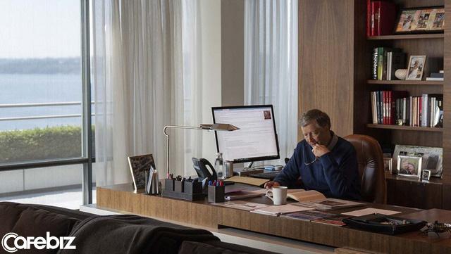 Bộ phim tài liệu Inside Bills Brain - Decoding Bill Gates và bài học dành cho bạn: Sự khác biệt giữa cao thủ và người bình thường nằm ở 4 điểm - Ảnh 2.