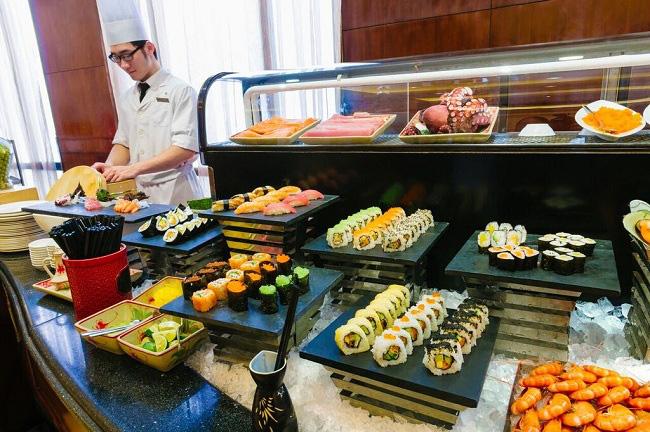 Tại sao khách sạn thường phục vụ buffet sáng miễn phí cho khách thuê phòng? - Ảnh 2.