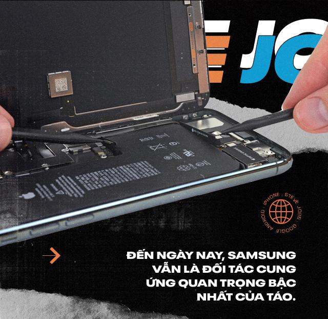 Bạn có biết Steve Jobs từng suýt thành CEO Google, từng tự tay tháo lắp iPhone cho thái tử Samsung xem... - Ảnh 9.