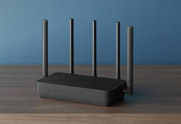 Xiaomi ra mắt Mi Router 4 Pro: 5 ăng-ten, Wi-Fi băng tần kép, giá 650.000 đồng - Ảnh 1.
