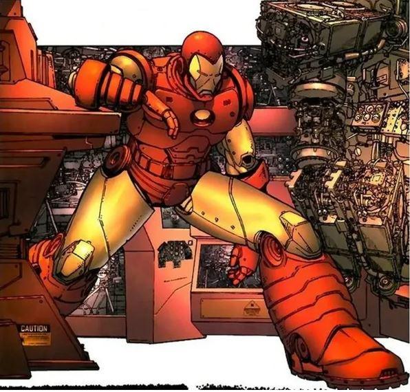 """Ngầu như Iron Man mà lại từng chế tạo ra những mẫu áo giáp """"xàm xí"""" thế này đây - Ảnh 6."""