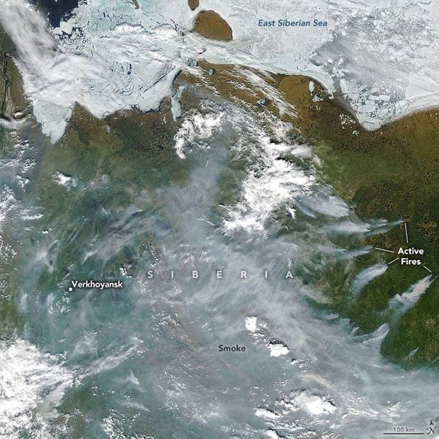 Cuộc sống nơi lạnh nhất thế giới bị đe dọa: Nắng nóng kỷ lục khiến băng vĩnh cửu tan, người dân phải đối mặt với sự đảo lộn mất kiểm soát - Ảnh 4.