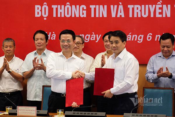 Siêu kế hoạch để Hà Nội phát triển đột phá bằng công nghệ - Ảnh 9.