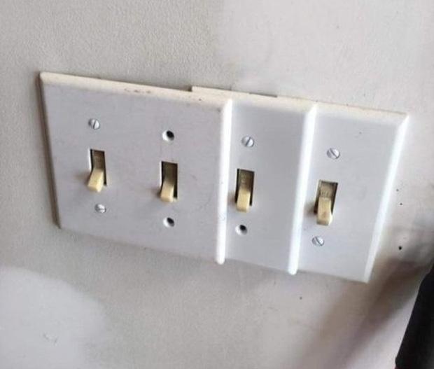 Ổ chồng chất lên nhau thế này thì bao nhiêu điện cho vừa đây?