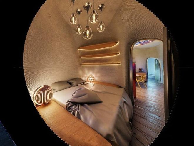 Căn nhà nổi này có thể được in 3D trong 48 giờ và được thiết kế để tồn tại 100 năm - Ảnh 9.