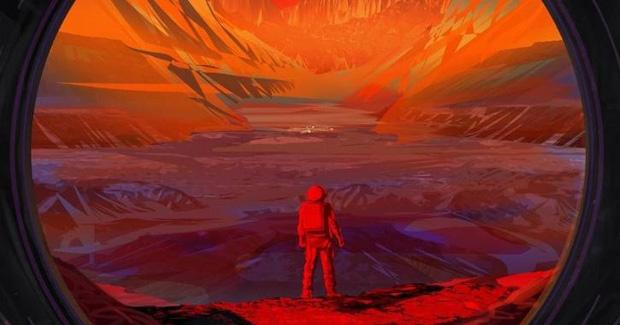 Hoàng hôn khi nhìn từ hành tinh khác sẽ trông như thế nào? Hãy xem hình ảnh vừa được NASA công bố - Ảnh 1.