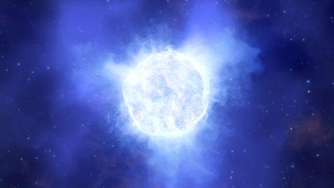 Bí ẩn ngôi sao khổng lồ sáng gấp 2,5 triệu lần Mặt Trời đột nhiên biến mất không để lại dấu vết - Ảnh 1.