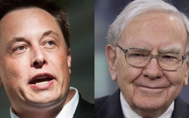 Bloomberg: Elon Musk hiện đã giàu hơn cả Warren Buffett - Ảnh 1.