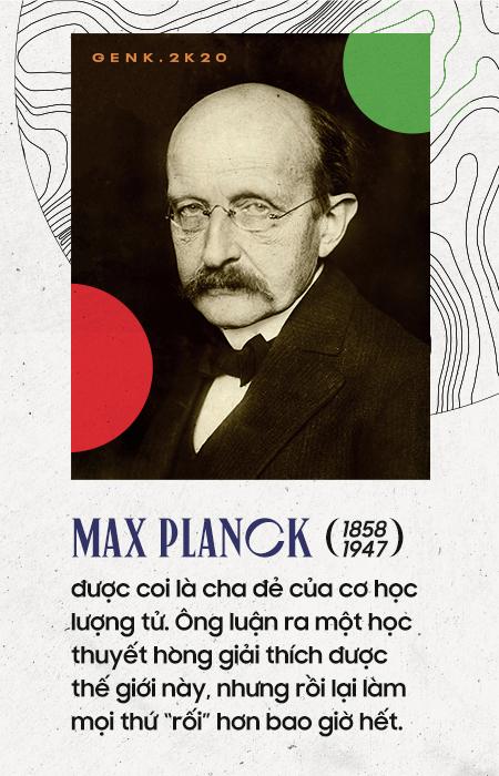 Nhà vật lý nổi loạn và hành trình tìm khái niệm thay thế cơ học lượng tử - Ảnh 2.