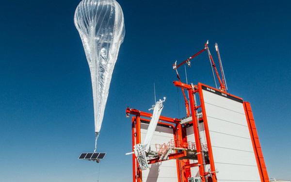 Công ty mẹ của Google triển khai dịch vụ internet khí cầu thương mại đầu tiên trên thế giới - Ảnh 1.