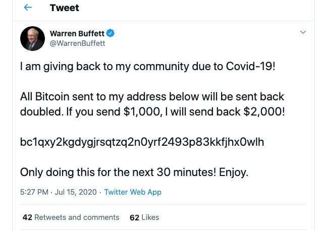 Twitter của Elon Musk, Bill Gates, Jeff Bezos cùng hàng loạt người nổi tiếng khác bị hack trong một vụ lừa đảo bitcoin lớn chưa từng thấy - Ảnh 4.