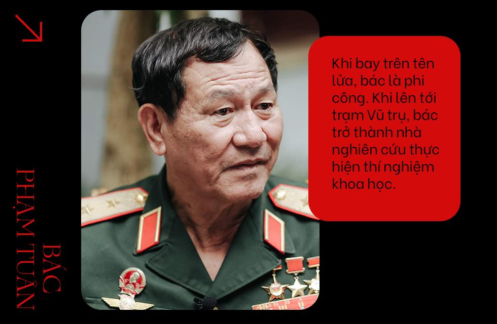 Tròn 40 năm ngày người Việt đầu tiên lên vũ trụ, cùng nghe anh hùng Phạm Tuân kể về chuyến du hành không gian kỳ thú ngày ấy - Ảnh 16.