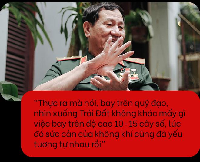 Tròn 40 năm ngày người Việt đầu tiên lên vũ trụ, cùng nghe anh hùng Phạm Tuân kể về chuyến du hành không gian kỳ thú ngày ấy - Ảnh 20.