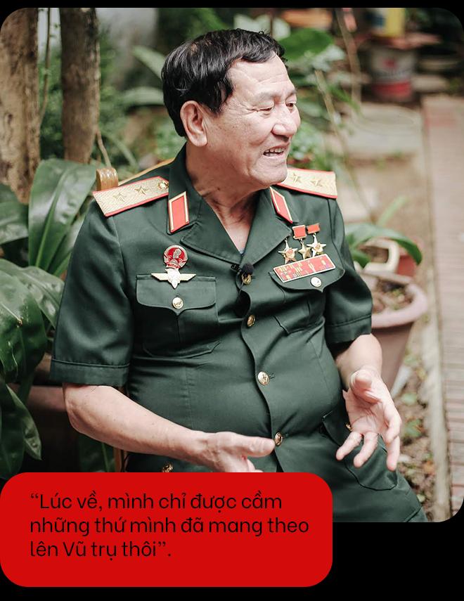 Tròn 40 năm ngày người Việt đầu tiên lên vũ trụ, cùng nghe anh hùng Phạm Tuân kể về chuyến du hành không gian kỳ thú ngày ấy - Ảnh 23.