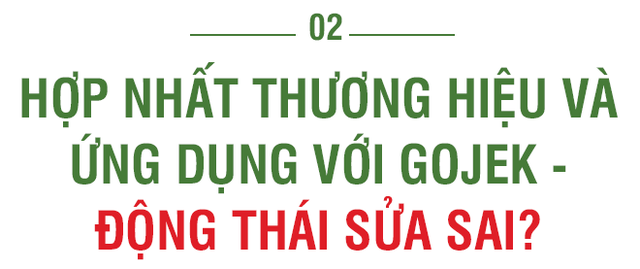 Tân TGĐ Gojek Việt Nam tiết lộ nước cờ mới khi thay đổi GoViet từ team đỏ sang team xanh - Ảnh 5.