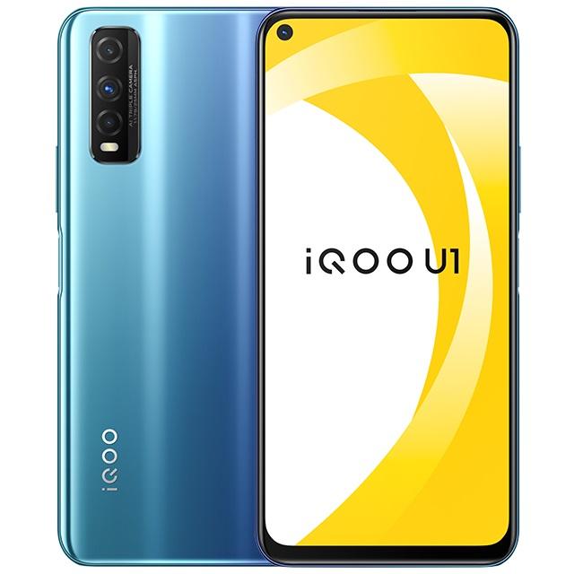 iQOO U1 ra mắt: Snapdragon 720G, 3 camera sau 48MP, pin 4500mAh, giá từ 4 triệu đồng - Ảnh 1.