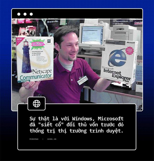 Để phá thế thống trị của Google, Microsoft vừa thực hiện một bước đi từng suýt hãng này phải tách làm đôi vào 20 năm trước - Ảnh 2.