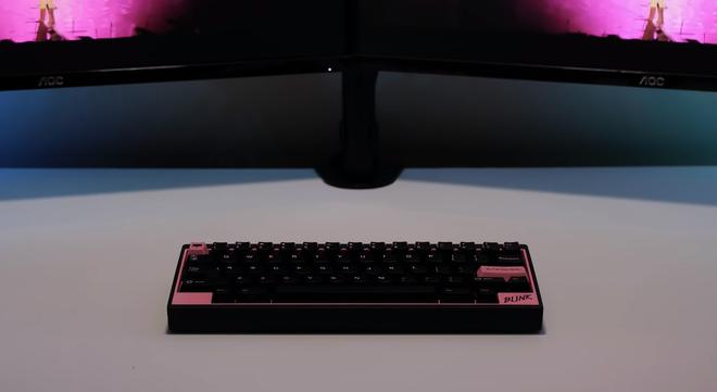 Quá mê BLACKPINK, anh chàng YouTuber tự tạo bàn phím cơ với phong cách Hắc Hường vô cùng bắt mắt - Ảnh 23.